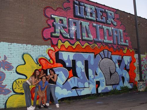 Chicago Graffiti Chicago Graffiti From Jack Rad And
