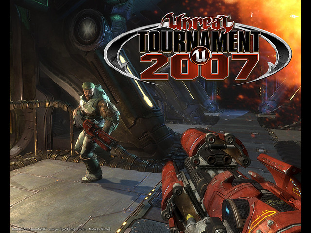 Unreal Tournament 2007 Wallpaper 01 Buntydude Flickr