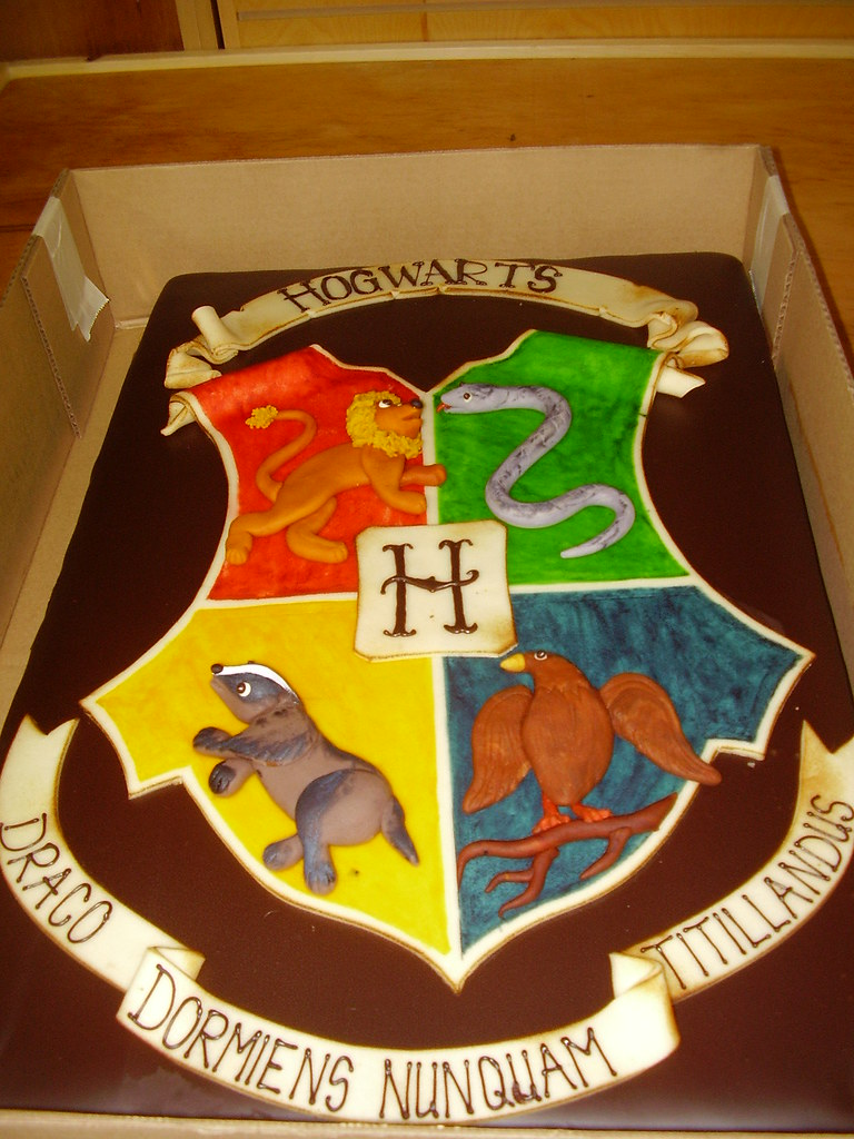 Fake Birthday Cake For School