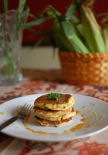 Corn Griddle Cakes America S Test Kitchen