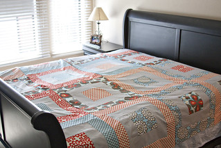 California King Quilt top | by Darci - Stitches&Scissors