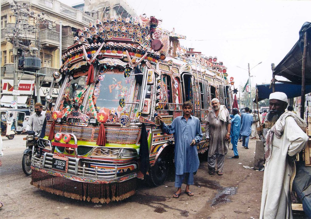 Karachi in pk - 5 3
