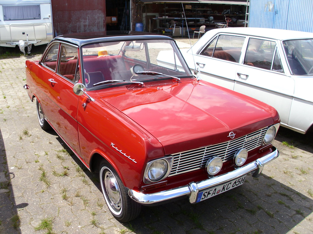 opel kadett a coup 1964 65 1 stade 2010 facelifted flickr. Black Bedroom Furniture Sets. Home Design Ideas