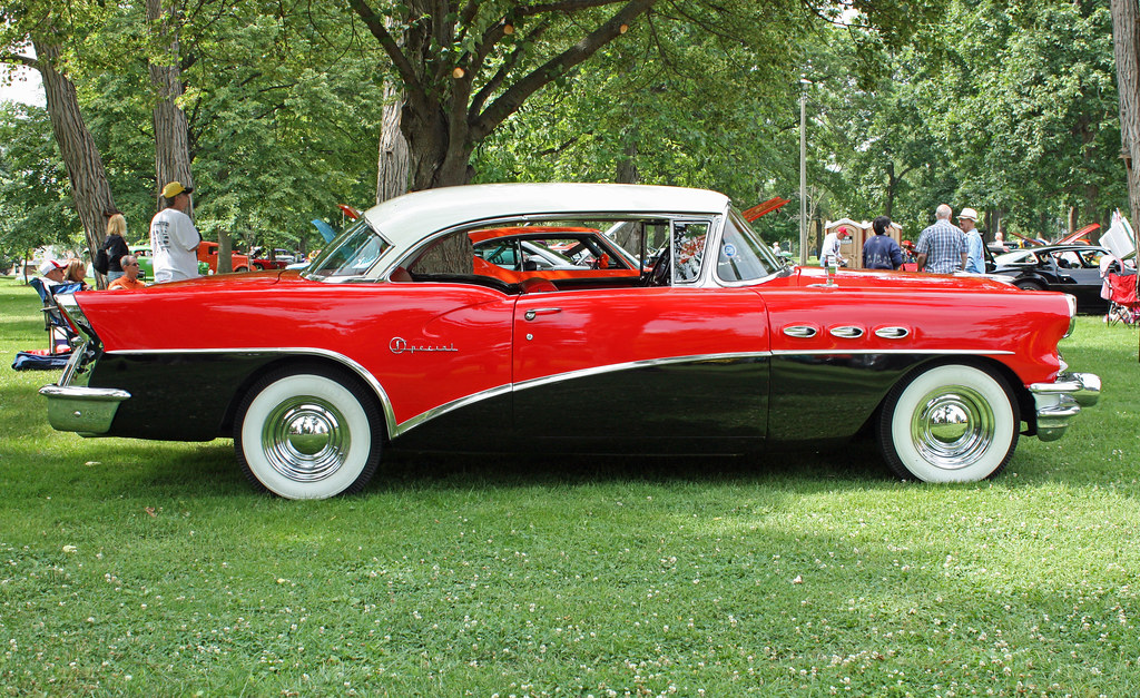 1956 buick special 2 door hardtop 9 of 17 photographed for 1956 buick special 2 door hardtop