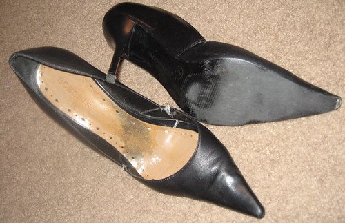 Buy Well Worn Shoes