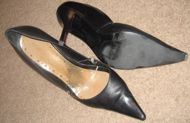 Women S Well Worn Shoes