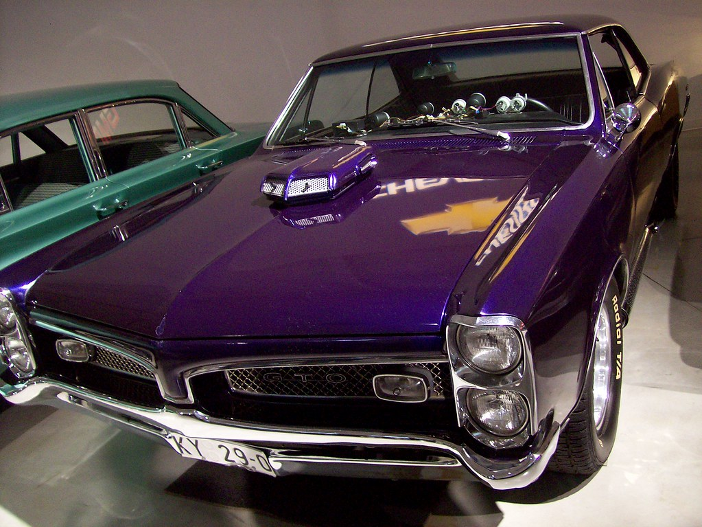 the 1967 pontiac gto from xxx the vin diesel movie flickr. Black Bedroom Furniture Sets. Home Design Ideas