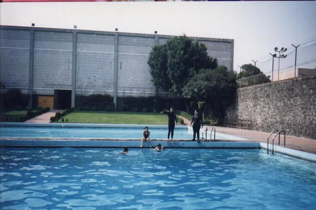 Alberca prepa 8 earduin flickr for Alberca 8 de julio