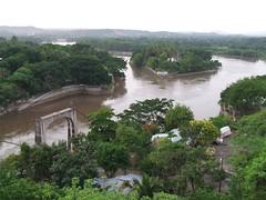 River outside Chiapa de Corzo