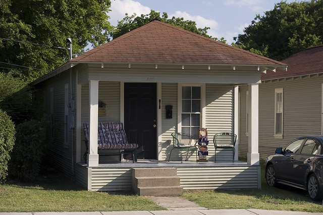Wyatt Street Shotgun House Historic District Waxahachie