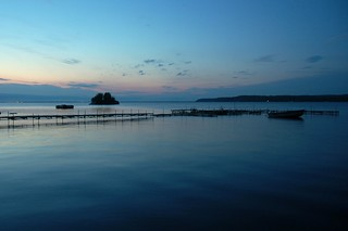 Twilight on Lake Champlain | by Scott Ableman