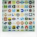 Metro Logos in the World!