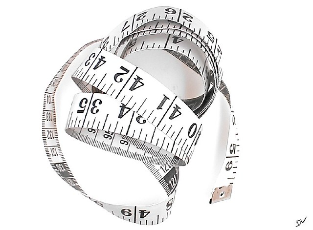 Tape Measurement Chart: tape measure | David Lofink | Flickr,Chart