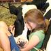 Girl & Cow 2