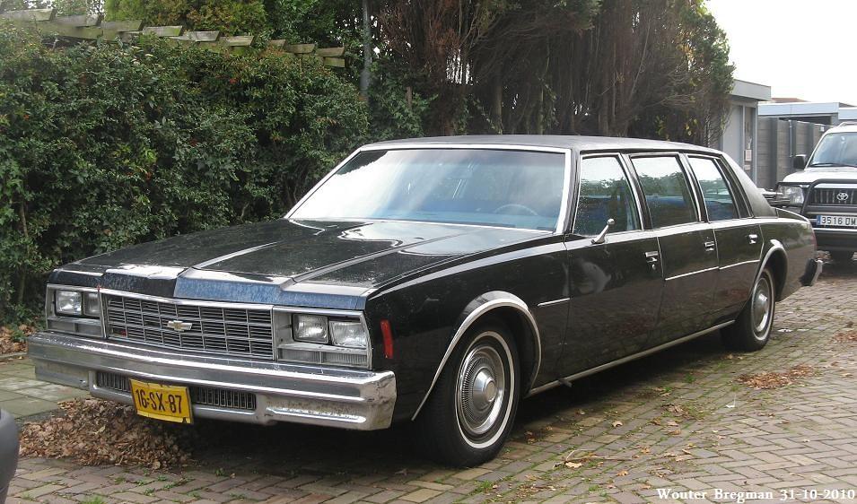 chevrolet impala limousine 1977 wouter bregman flickr. Black Bedroom Furniture Sets. Home Design Ideas