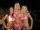 Gets bikini contest free pic introductions left
