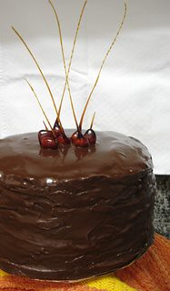 Darkest chocolate crepe cake / Bolo de crepes de chocolate | Flickr ...