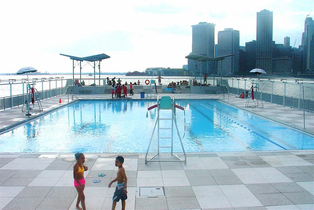 The Floating Pool Brooklyn Heights Danielle Kourtesis 20 Flickr