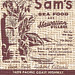 Sam's Sea Food, Surfside California
