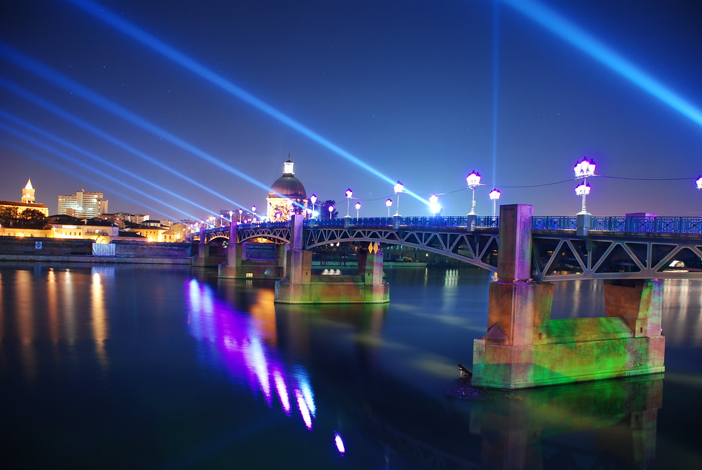 Printemps de septembre 2007 le pont st pierre et le d me - Piscine pont st pierre 27 ...
