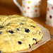 Blueberry Buttermilk Scones and Coffee