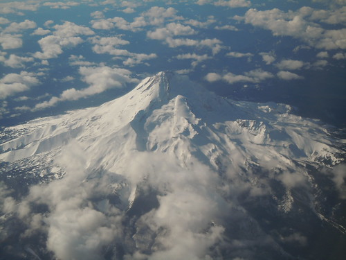 Mt Hood Aerial | by orclimber