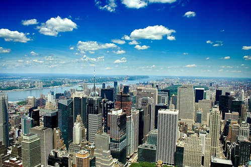 NYC - New York Cityscape | by OlsenWeb