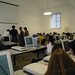 Students working in Art Complex Computer Lab