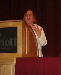 Liz Lawley closes GLLS2007 | by American Library Association Publishing