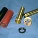 Brass Spyglass - Disassembled