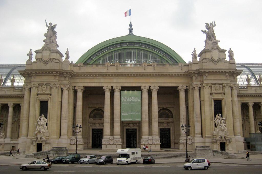 Paris Les Jardins Des Champs Elys 233 Es Grand Palais Flickr