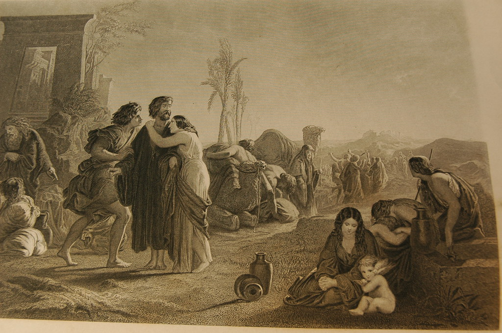 the image of slavery in the book of exodus