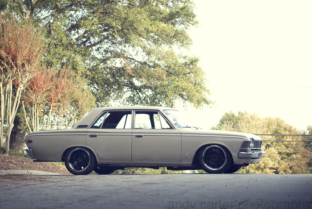 1969 Toyota Crown Andy Carter Flickr