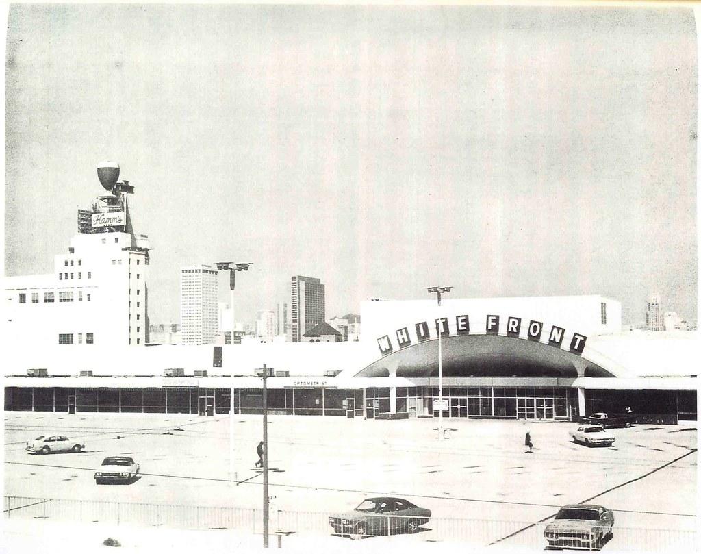 White Front store (now Potrero Center Safeway) (1975) - Flickr