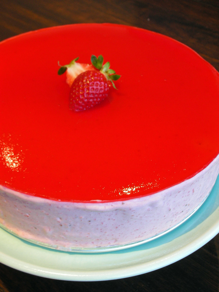 Strawberry Cake Pan