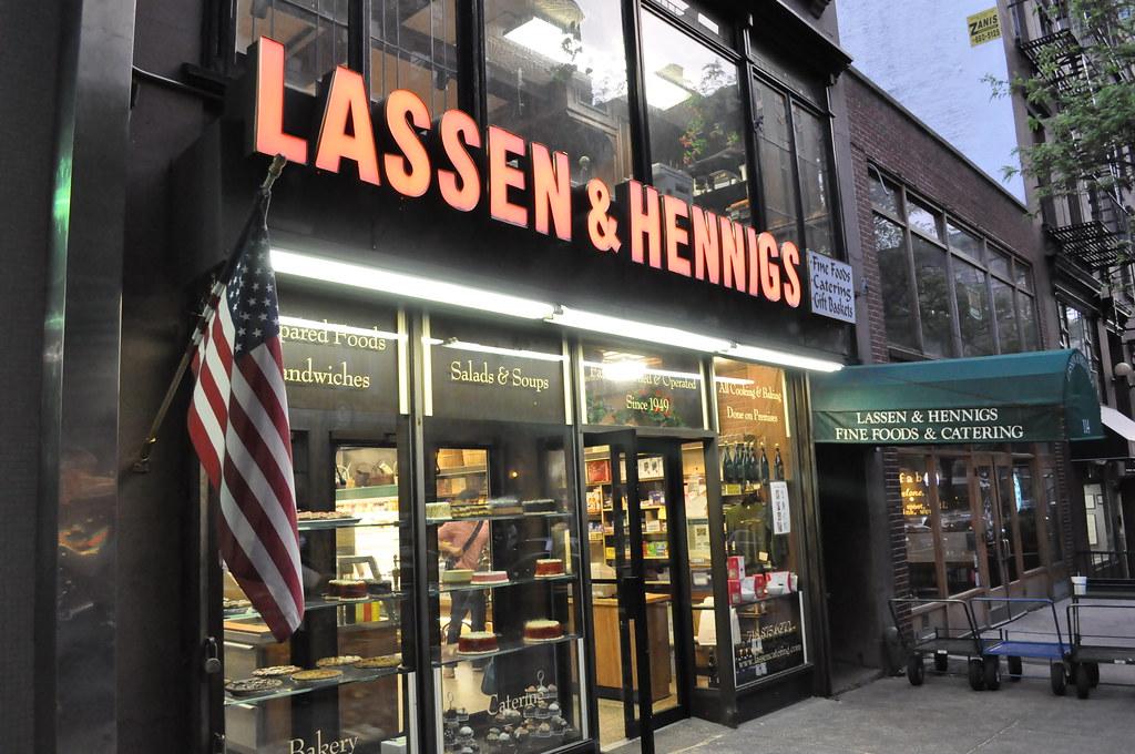 Lassen And Hennings Red Velvet Cake