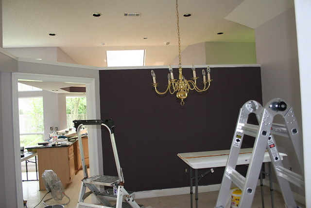 dining room accent wall flickr photo sharing