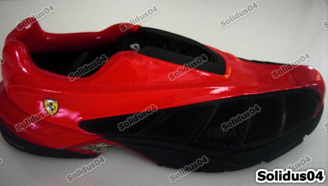 fila ferrari shoes