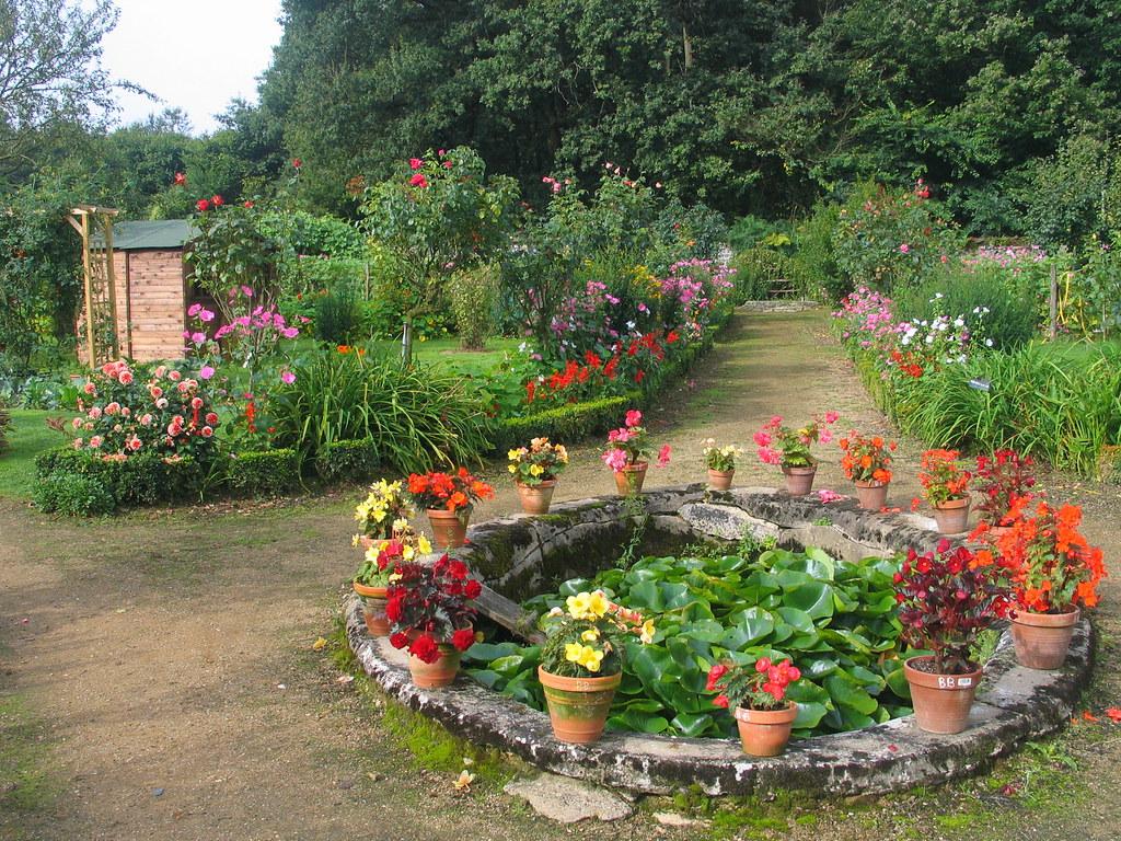 Le jardin du ch teau de montriou le jardin du ch teau de for Le jardin 3d