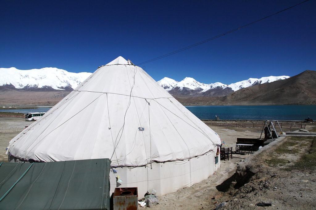 Karakul Lake Yurt a Yurt at Karakul Lake