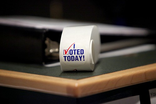 CMS: Election Day! | by WNPR - Connecticut Public Radio