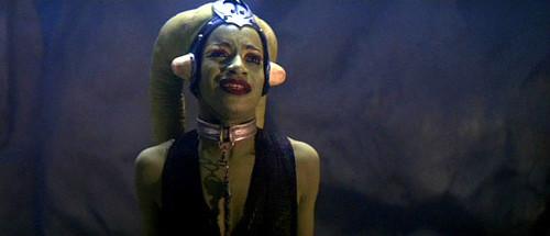 Oola ante la muerte | Oola frente a Rancor. Ilustra un ... Jabba The Hutt And Oola