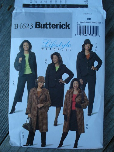 butterick 4623 | by MandyPowers
