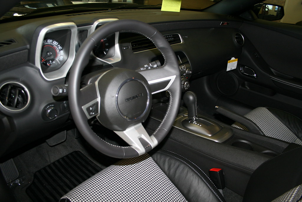 2011 chevy camaro ss zl560 interior 2011 chevy camaro ss. Black Bedroom Furniture Sets. Home Design Ideas