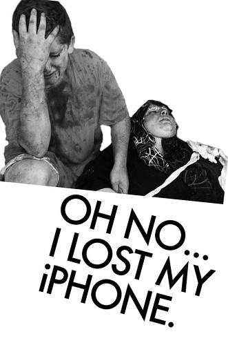 i lost my iphone oh no i lost my iphone poster by gh avisualagency for p 2485
