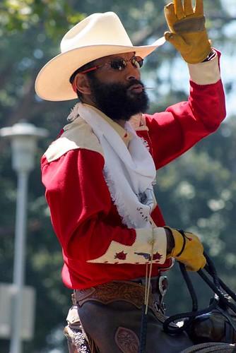 i do believe in black cowboys