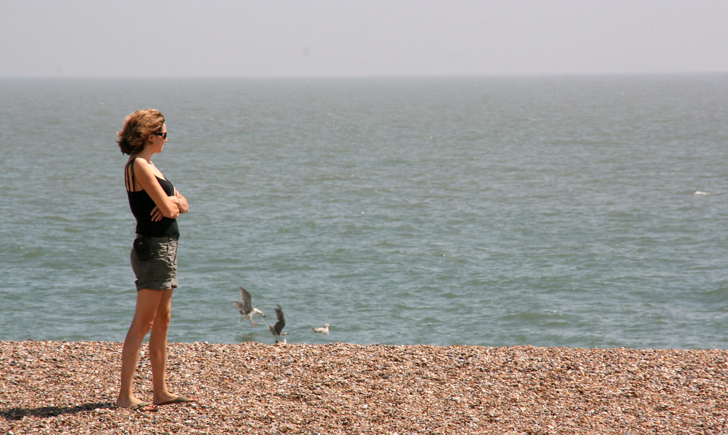 Aldeburgh Beach, Suffolk