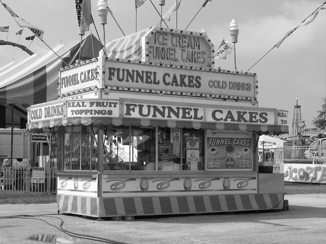 Funnel cakes la porte county fair in indiana tiffy p for Laporte indiana news
