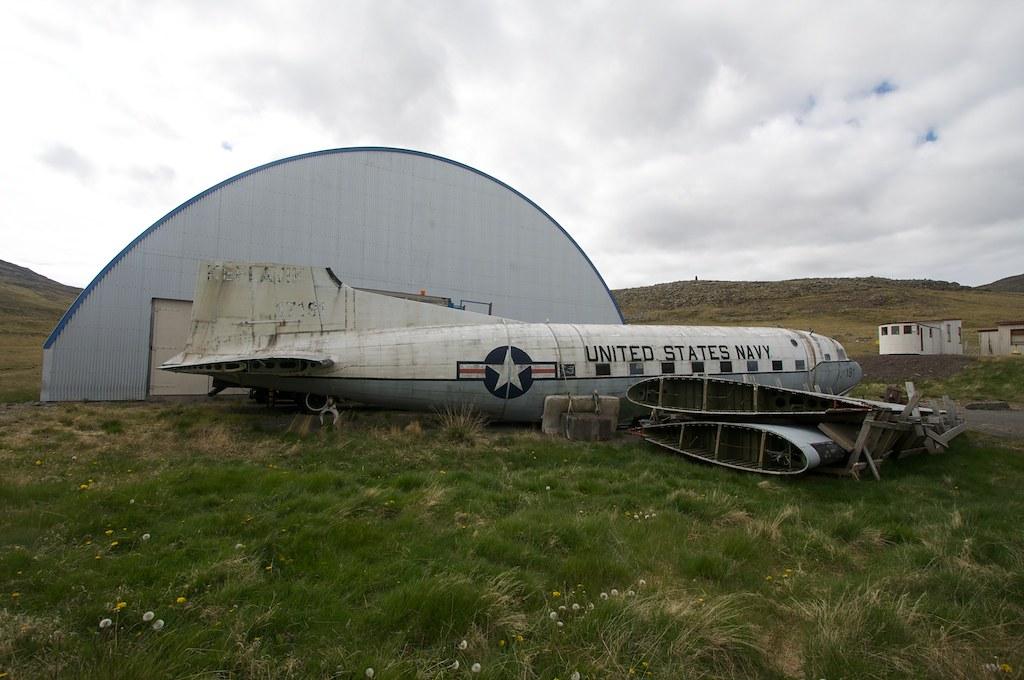 C-117D | Egill Ólafsson Museum, Hnjótur, Iceland (in ...