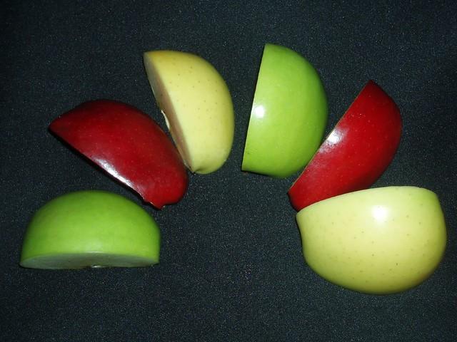 granny smith apple calories